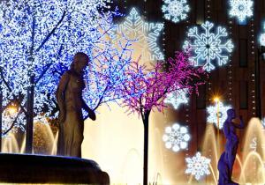 Зимние праздники Испании и Рождество в Барселоне