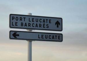 Устричная ферма Порт-Люкат во Франции