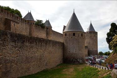 Экскурсия в Каркассон (Франция)