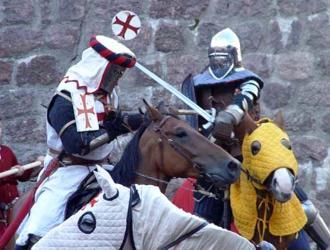 Экскурсия на Рыцарский турнир и Средневековый замок
